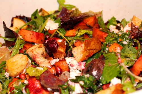 Root Veggie Salad