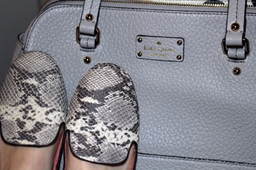 Gap Shoes and Kate Spade Lainey Bag